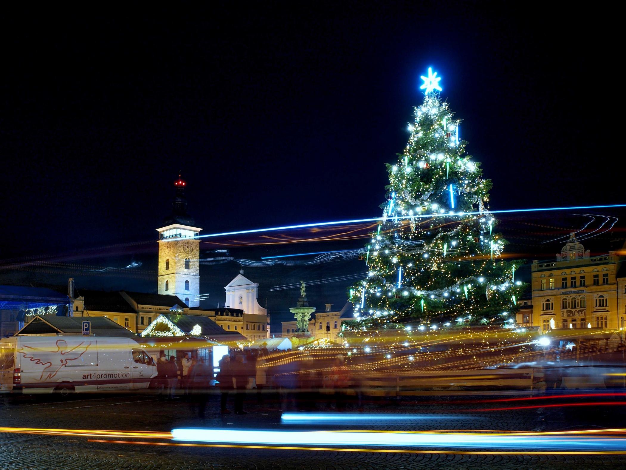 Českobudějovický advent 2017