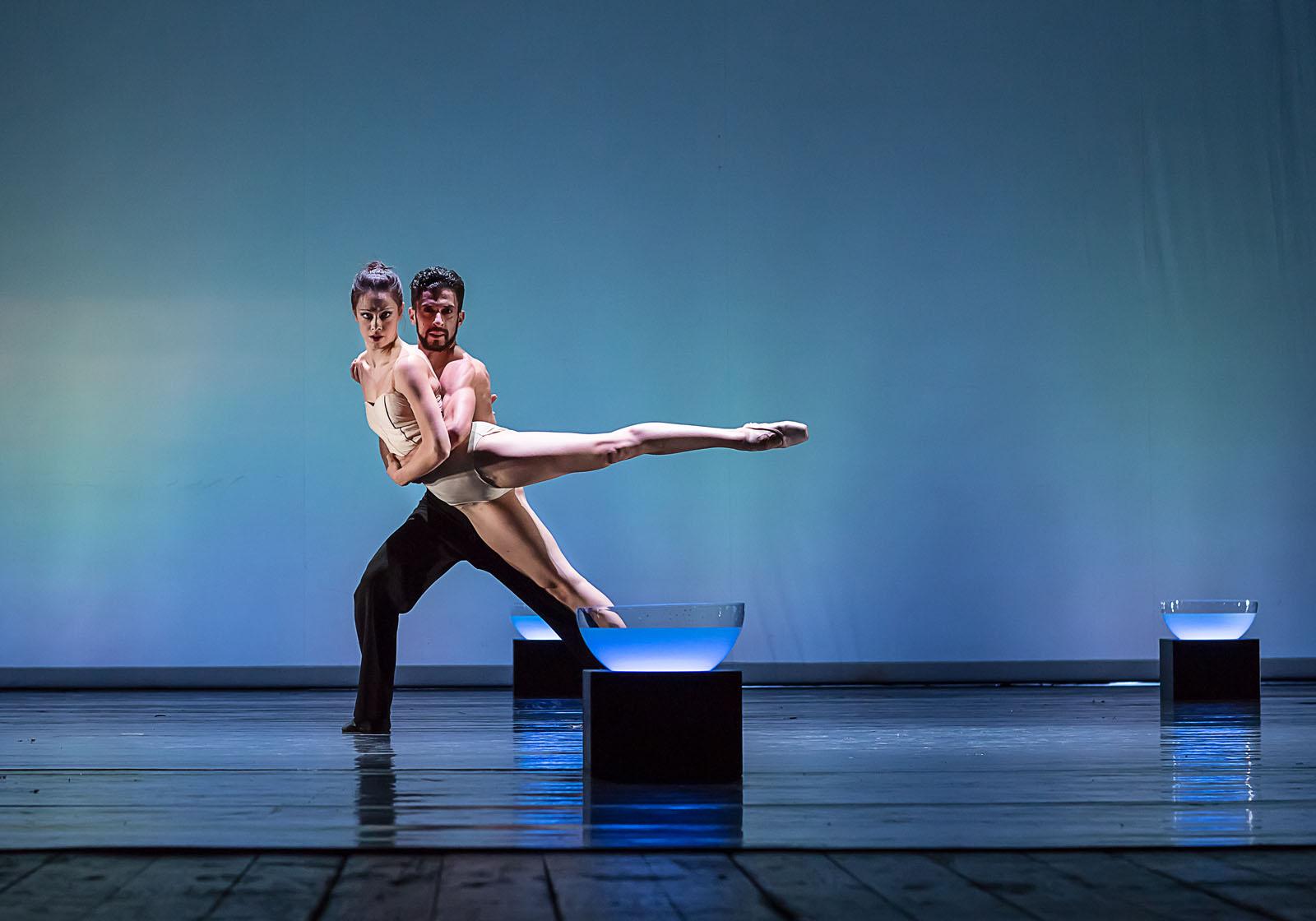 Shakespeare & Stravinskij baletní dvojvečer