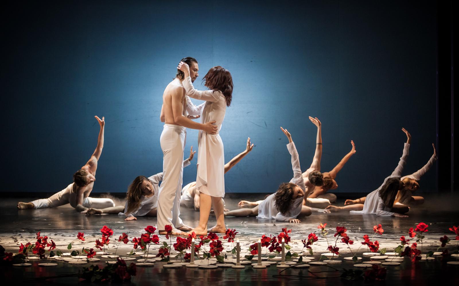 Národní divadlo Brno - Kontrasty / baletní večer tří choreografů
