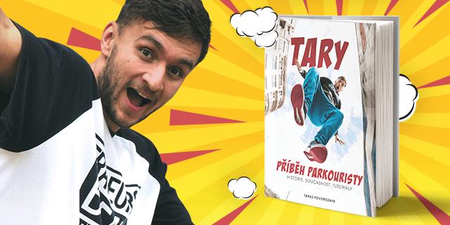 TARY - Příběh Parkouristy TOUR - České Budějovice