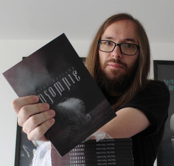 Insomnie – Kniha, která vám nedá spát