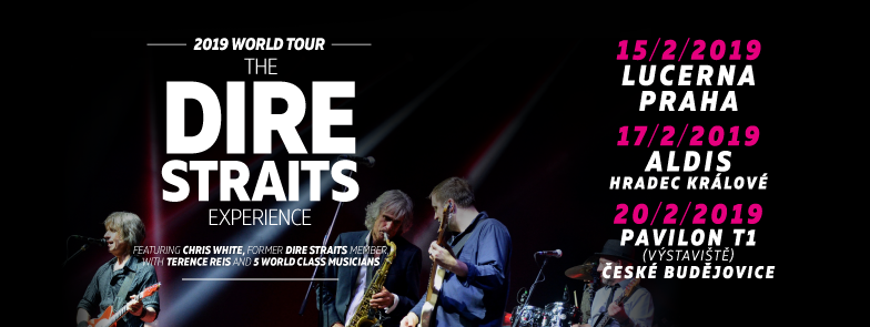 Turné The Dire Straits Experience 2019