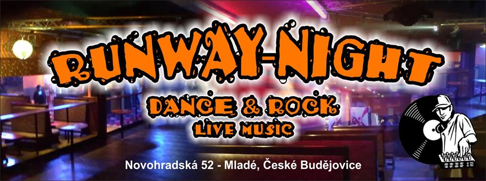 Runway Night - Dance & Rock - Live Music