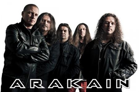Arakain vystoupí v Českých Budějovicích prvního června!