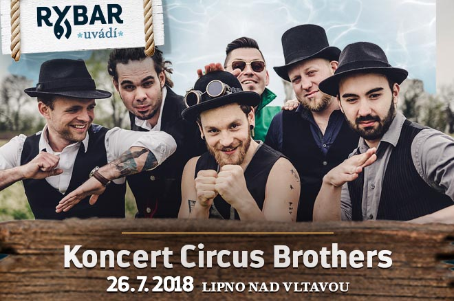 Circus Brothers na Lipně