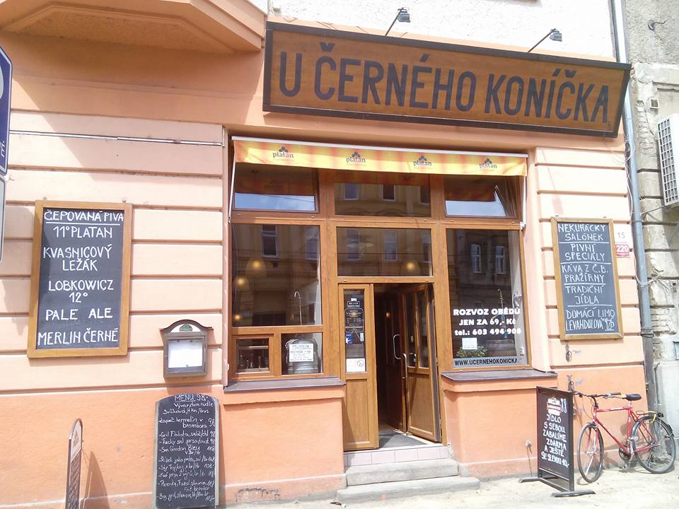 Pepa Hladový navštívil restauraci U Černého koníčka a měl výhrady k hlavnímu jídlu
