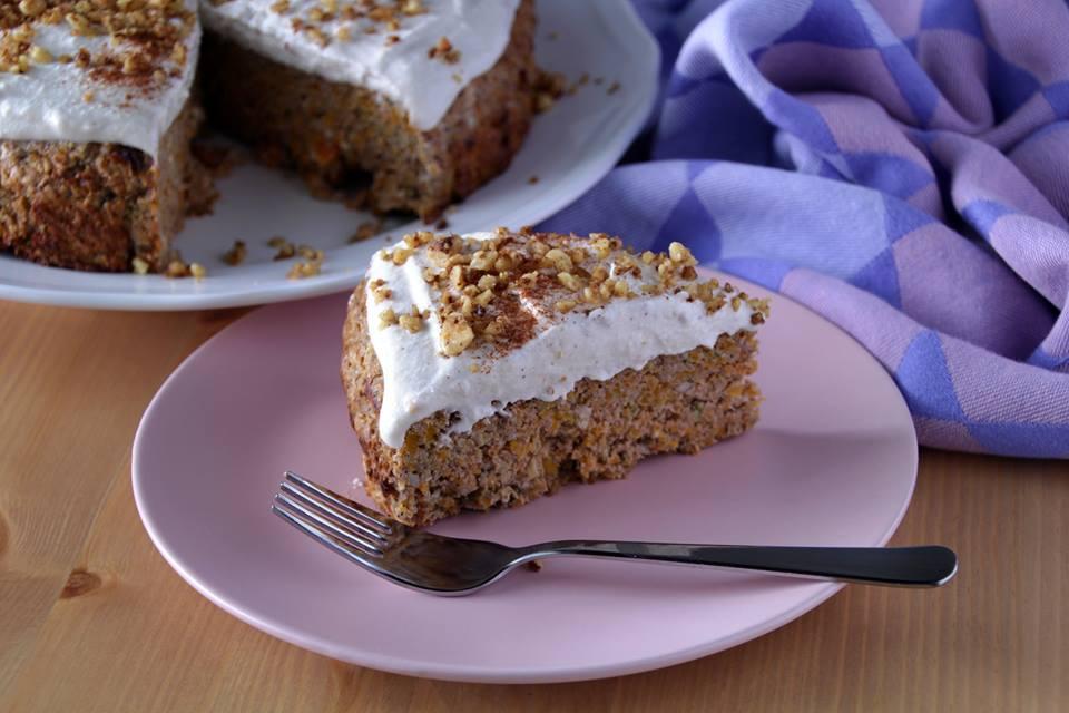 Cestovatelská kuchařka díl 10. - Paleo mrkvový dort z Australie