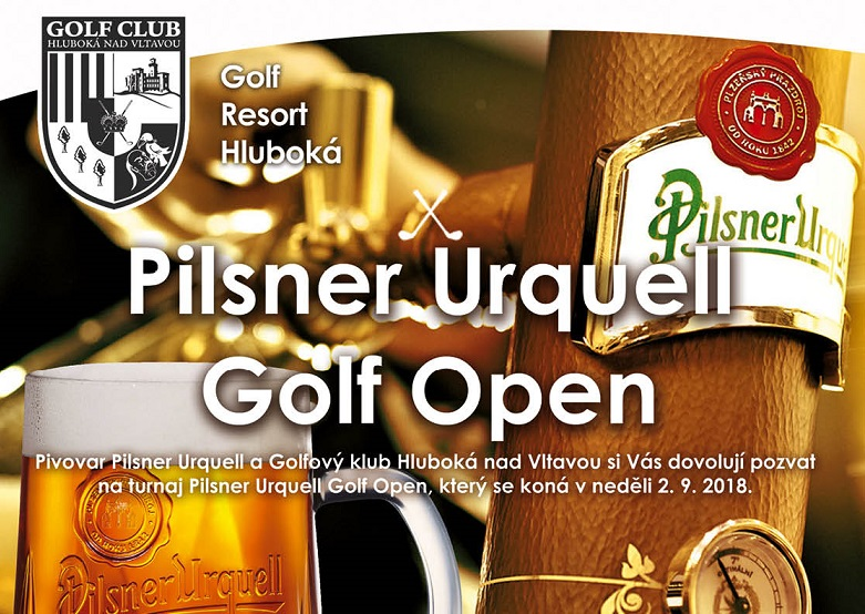 Pilsner Urquell Golf Open