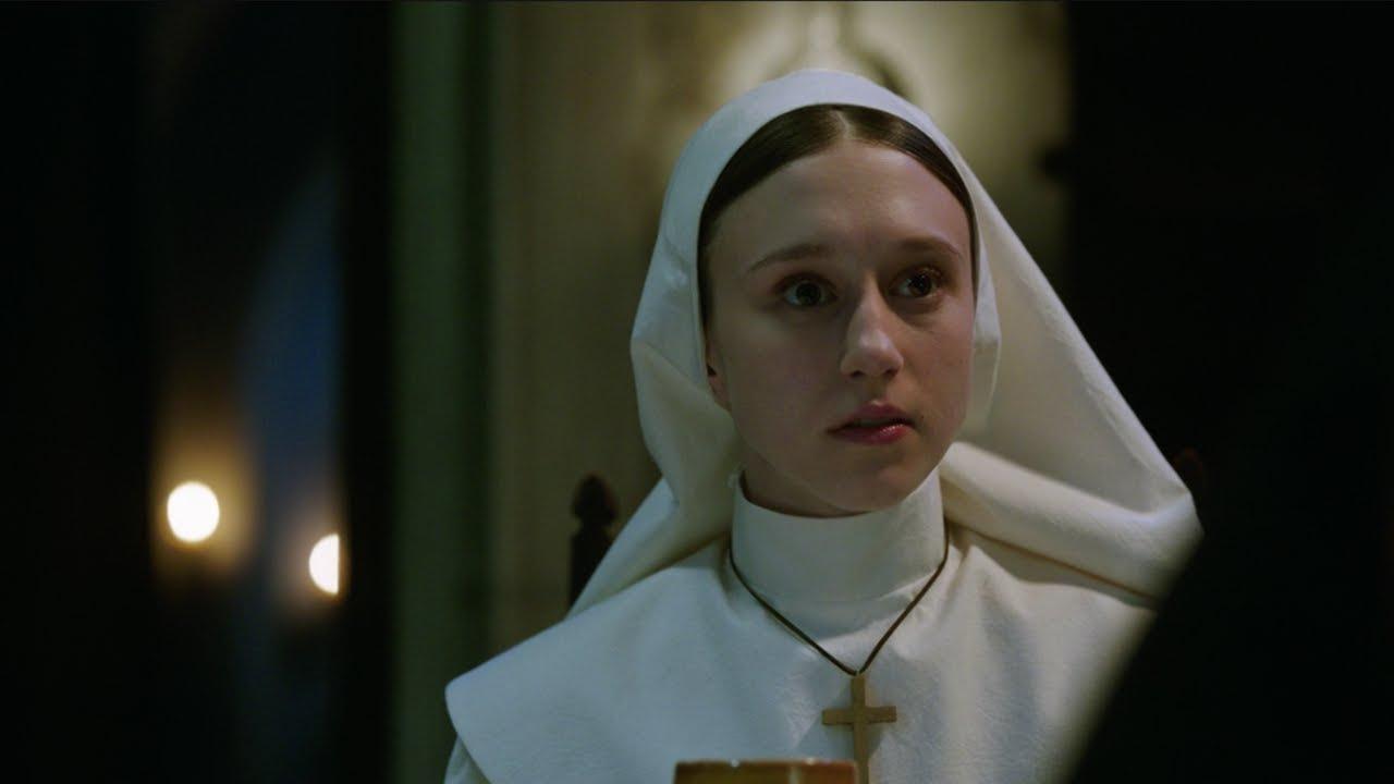 Film Sestra (The Nun) vstoupil do kin a děsí diváky!