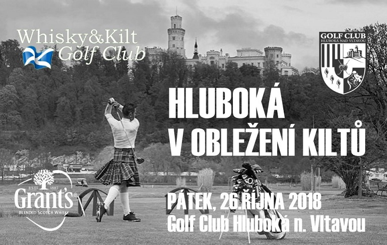 GRANT'S SCOTTISH GOLF TOUR - Whisky&Kilt Golf Club