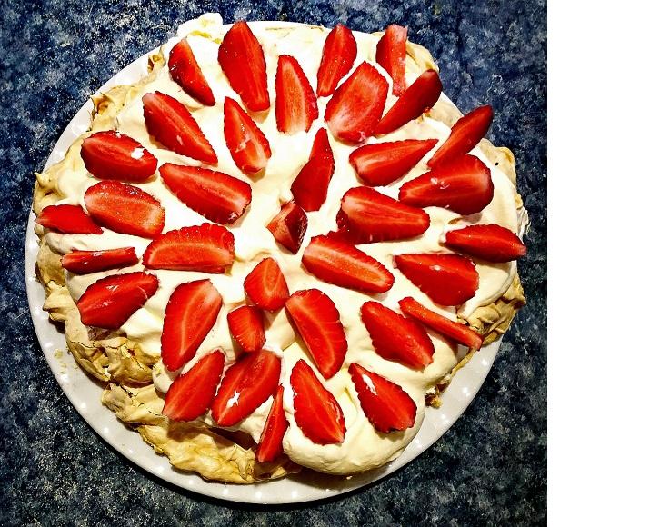 Cestovatelská kuchařka 22. Díl - Vánoce na Novém Zélandě s chutí tradičního dortu Pavlova