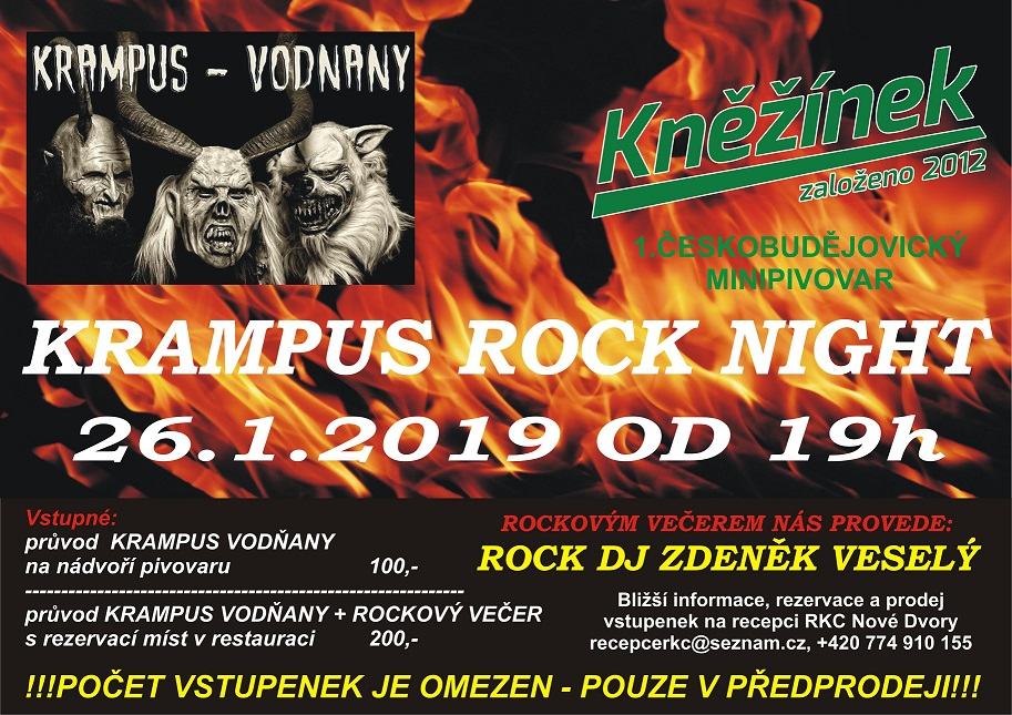 KRAMPUS ROCK NIGHT