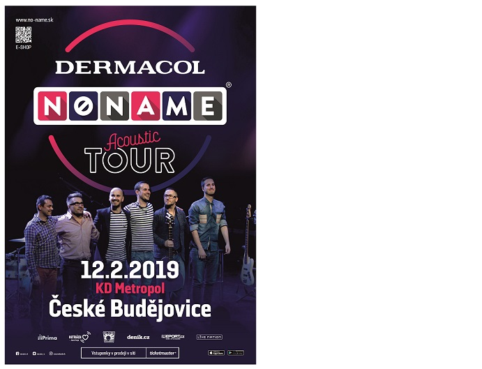 Dermacol NO NAME Acoustic tour