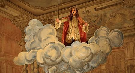 G. F. Händel: Terpsichora / MEZINÁRODNÍ HUDEBNÍ FESTIVAL ČESKÝ KRUMLOV