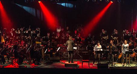 Michael Jackson Symphony / MEZINÁRODNÍ HUDEBNÍ FESTIVAL ČESKÝ KRUMLOV