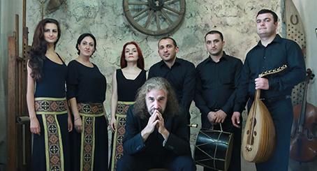 """The Naghash Ensemble of Armenia, Jihočeská filharmonie: """"Songs of Exile"""" / MEZINÁRODNÍ HUDEBNÍ FESTIVAL ČESKÝ KRUMLOV"""