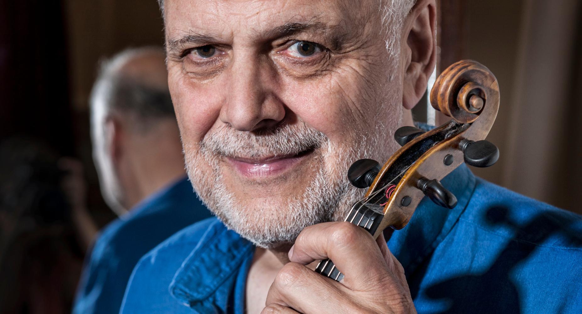 Bohuslav Matoušek a jeho hosté Hiroko Takahashi a Patrik Sedlář /housle/, Ensemble 18+  / MEZINÁRODNÍ HUDEBNÍ FESTIVAL ČESKÝ KRUMLOV