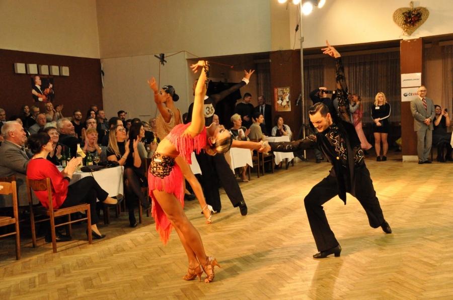 Novohradská číše (41. ročník) - taneční soutěž