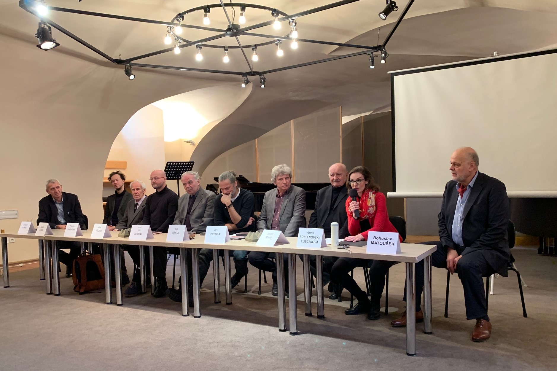 Bohuslav Matoušek slaví sedmdesátiny souborným dílem Bohuslava Martinů