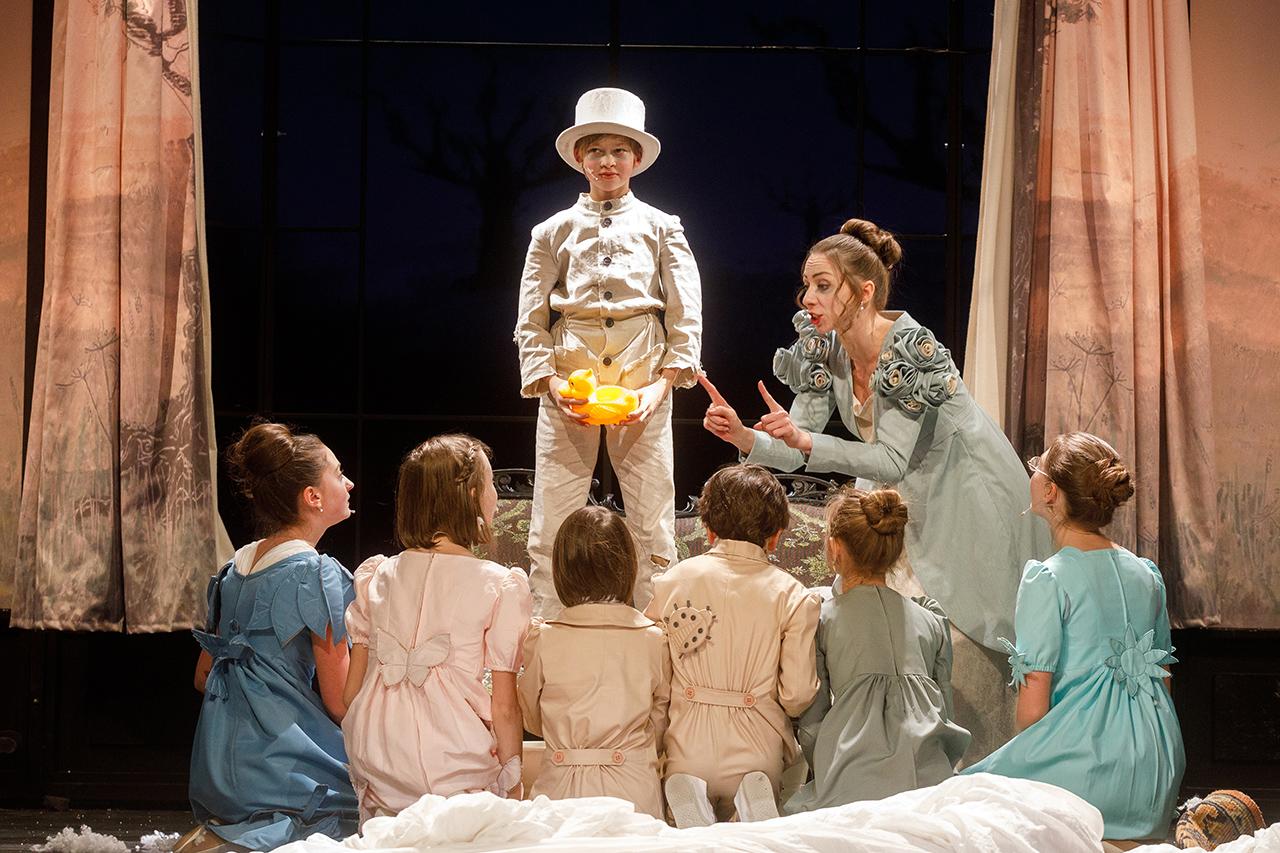 Kouzelná rodinná opera Kominíček poprvé  v Jihočeském divadle
