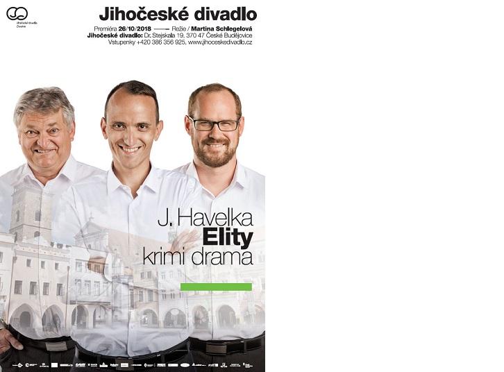 Elity / Jiří Havelka / dokumentární drama
