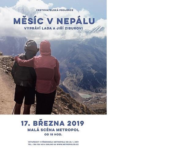 Měsíc v Nepálu – vypráví Lada a Jiří Ziburovi