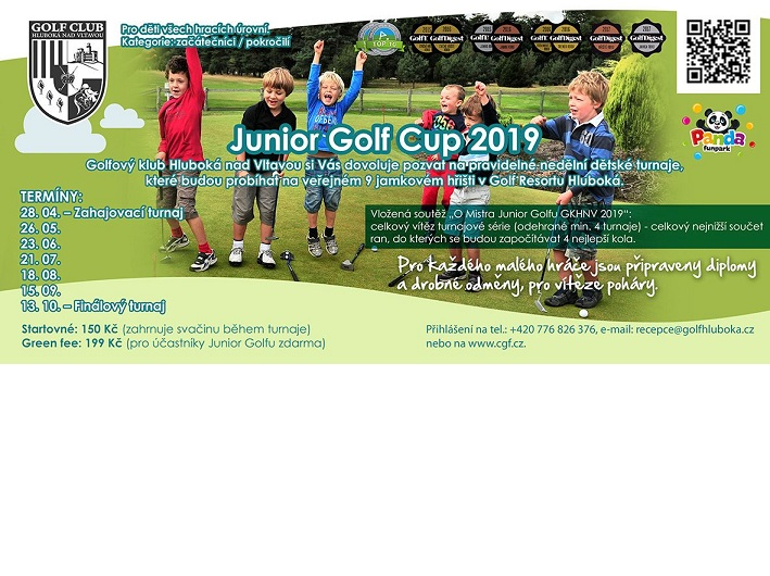 Junior Golf Cup