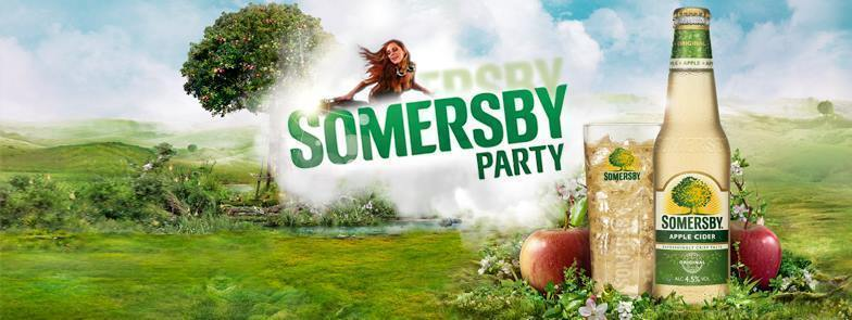 SOMERSBY PARTY OPEN AIR