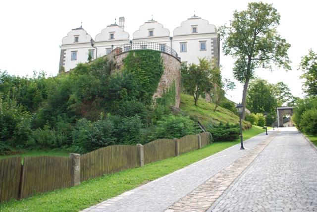 Výlet do rakouských měst Zwettl, Weitra a Altweitra Návštěva kláštera a města Zwettl, zajímavosti Weitry a Altweitry