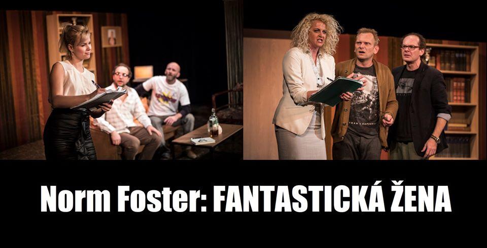 Divadelní představení: Fantastická žena