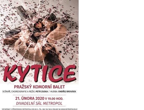 Pražský komorní balet - KYTICE