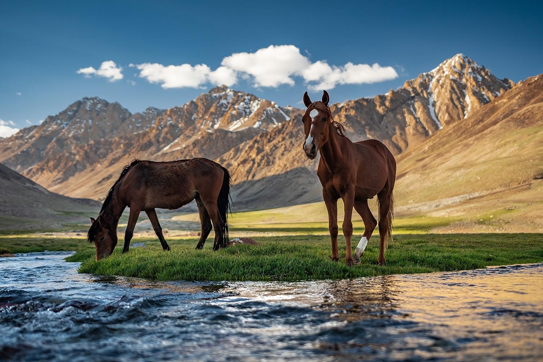 Pavel Svoboda - Kyrgyzstán a Tádžikistán