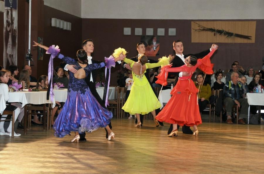 Novohradská číše (42. ročník) - taneční soutěž