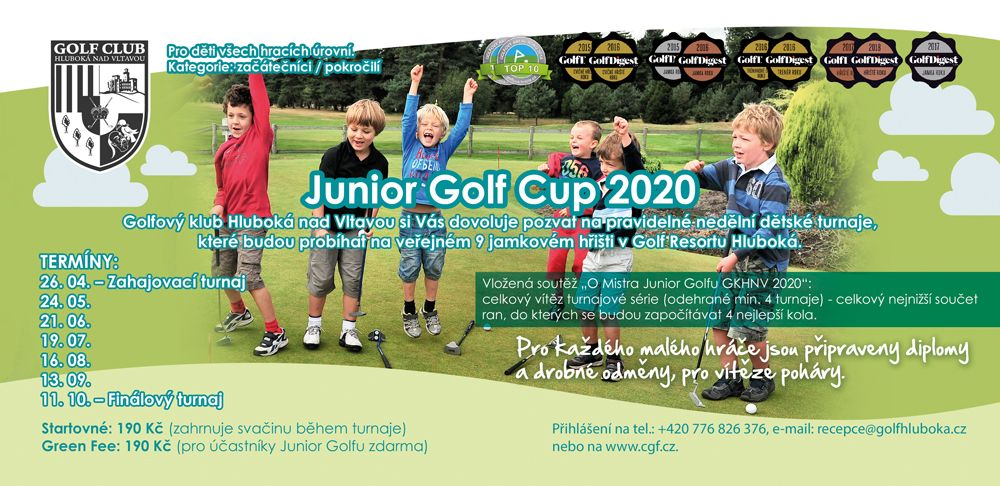 Junior Golf Cup 2020