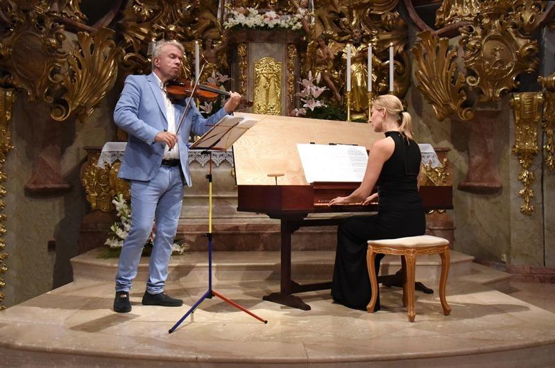 Hudební festival Jihočeské Nové Hrady - Jaroslav Svěcený a hosté