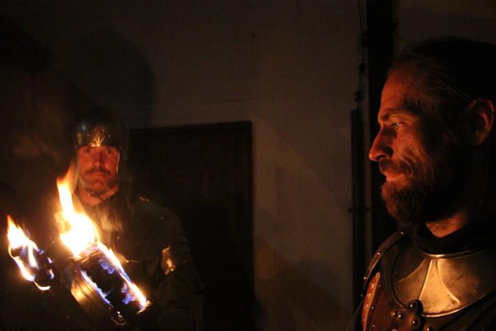 Hradozámecká noc - Hradní pověsti a příběhy na hradě Nové Hrady
