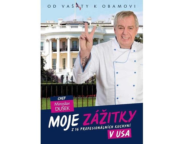 """Setkání… """"Kniha zážitků ze života Mirka Duška v USA"""""""