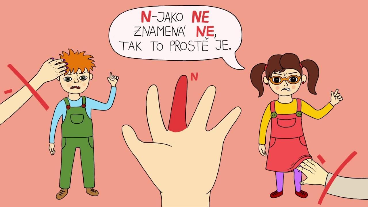Kalhotková pravidla aneb jak s dětmi mluvit o sexu